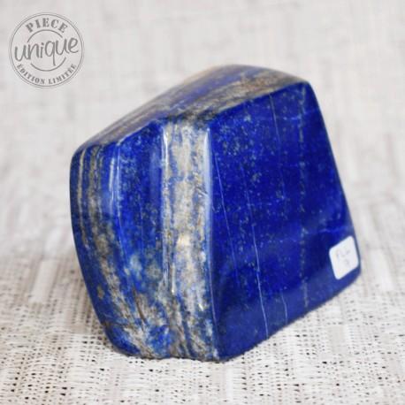 Lapis Lazuli forme libre FLL7