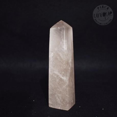 Cristal de roche Obelisque RS07/2