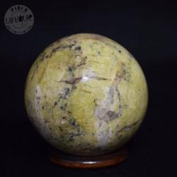 Jaspe opale sphère JOVS1
