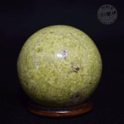 Jaspe opale sphère JOVS2