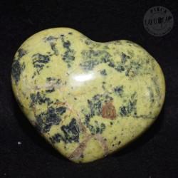 Jaspe opale coeur JOVC01