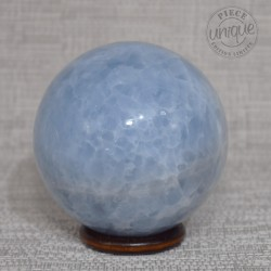 Calcite bleue sphère ARN2