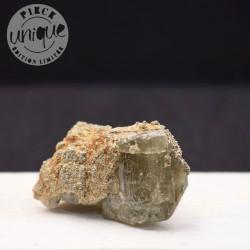 Apatite brute cristalisée 2