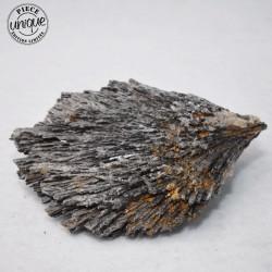 Cyanite noire brute CYB1