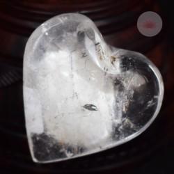 Cristal de Roche coeur CRRC1