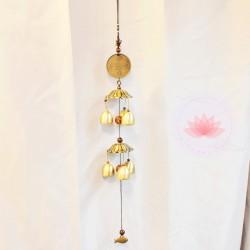 Carillon 6 clochettes Bouddha