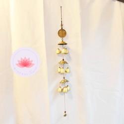 Carillon 9 clochettes Bouddha