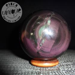Obsidienne Oeil Céleste sphère 9