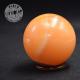 Calcite orange sphère 6