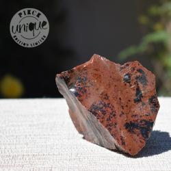 Obsidienne Acajou brute 3