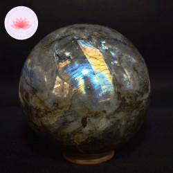 Labradorite Sphère 02