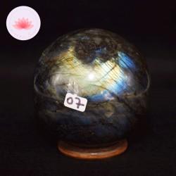 Labradorite sphère 07