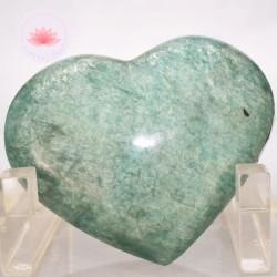 Amazonita corazón 5