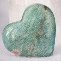 Amazonita corazón 3