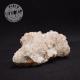 Apophyllite et Cristal de Roche