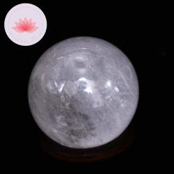 Cristal de roche forme Sphere 23