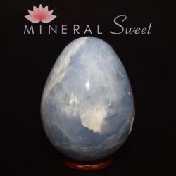 Calcite bleue oeuf ARF203