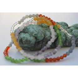 Bracelet  pierres 7 chakras IGCHAKRA04