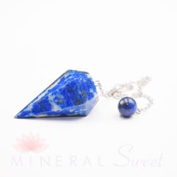 Lapis Lazuli Pendule Égyptien