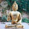 Bouddha de la protection bronze