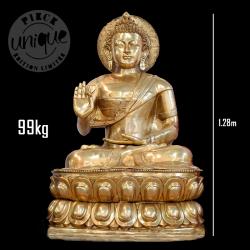 Bouddha de la bénédiction bronze