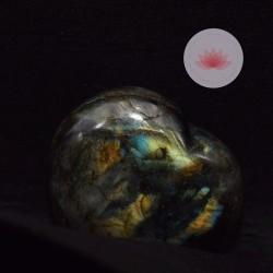 Labradorite Coeur ARD25