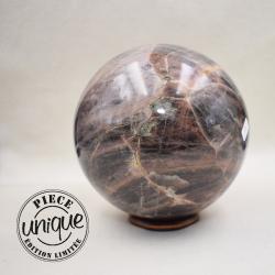 Pierre de Lune noire sphère ARC9