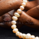 Collier perles d'eau douce O