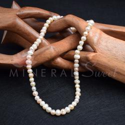 Collier perles d'eau douce M