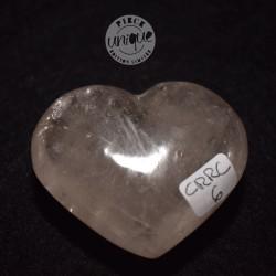 Cristal de Roche coeur CRRC6