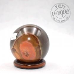 Jaspe polychrome sphère 7