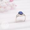 Bague Lapis Lazuli taille: 61
