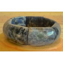 Bracelet Sodalite bangle