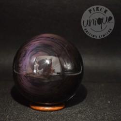 Obsidienne Oeil Céleste sphère 10