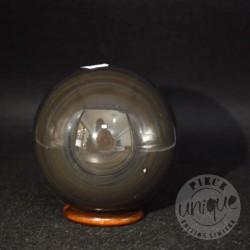 Obsidienne Oeil Céleste sphère 8