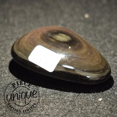 Obsidienne Oeil Céleste galet 3