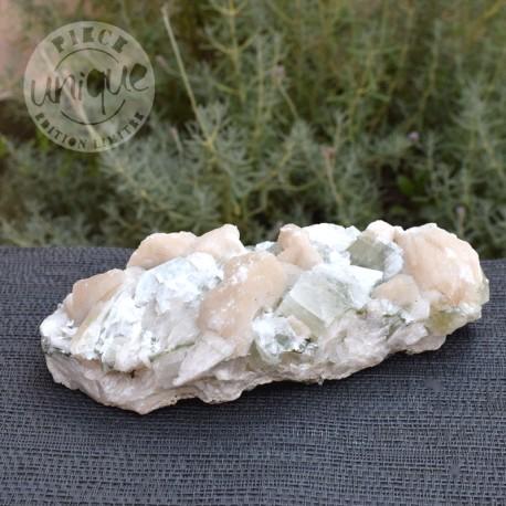 Apophyllite Pierre naturelle 23