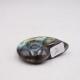 Labradorite taillée façon ammonite AMLB2