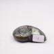 Labradorite taillée façon ammonite AMLB4