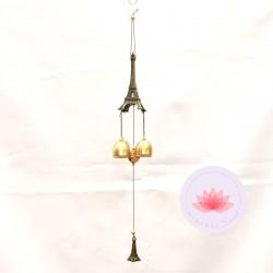 Carillon 3 clochettes Paris