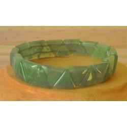 Bracelet Aventurine triangle